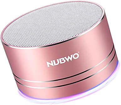 NUBWO A2 Pro Altavoz Bluetooth V4.1 inalámbrico Mini portátil Altavoces Compatible con Smartphones y Dispositivos de 3,5 mm Buletooth: Amazon.es: Electrónica
