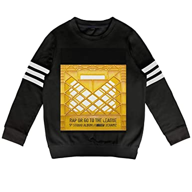 Amazon com: Ina Fers Kids' 2-Chainz-Rap-Or-Go-to-The-League