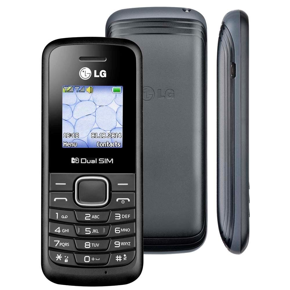 Amazon.com: LG b220 a Unlocked Quad-Band GSM Dual SIM de ...