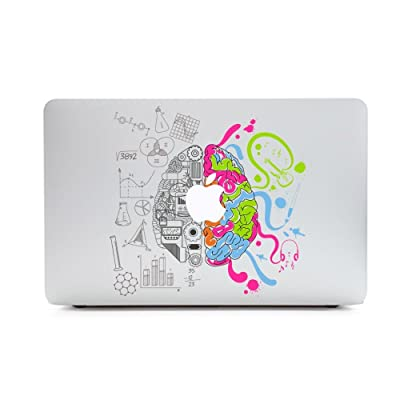 "Macbook Autocollant, Caroki New Art amovible décalque de vinyle autocollant peau pour Apple macbook Air 13"" Pro 13"""