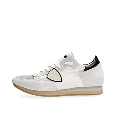 MODEL Homme 1107 Sneakers TRLU PHILIPPE PARIS Tropez qdYOa8w