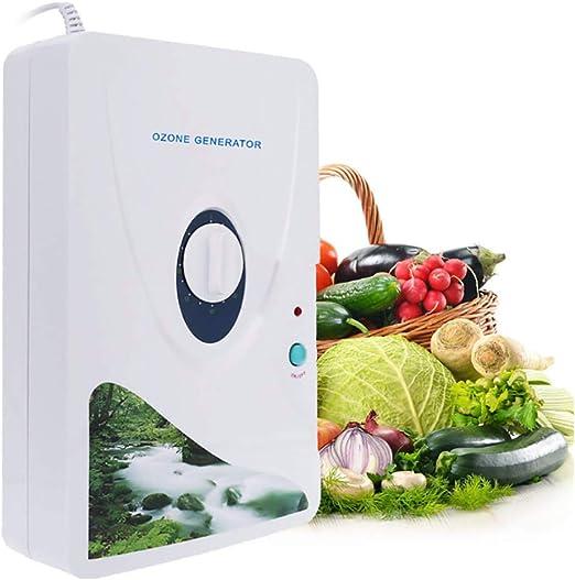 purificador de agua generador de ozono ciclo 600 MG/h Digital ...