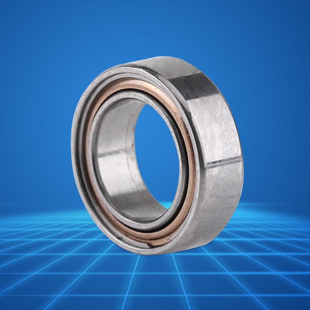 10pcs MR85ZZ Double-shielded Miniature Ball Bearings 5x8x2.5mm for 3D Printer Akozon Ball Bearing Model Making