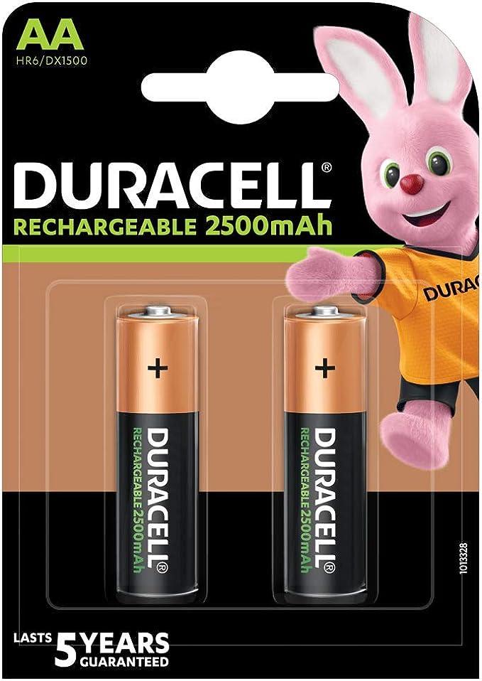 Duracell Ultra Hr6 Aa Akkus Mit Geringer Elektronik