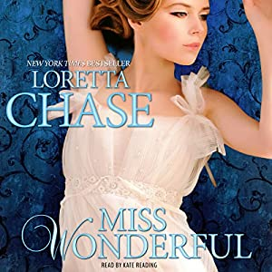 Miss Wonderful Audiobook
