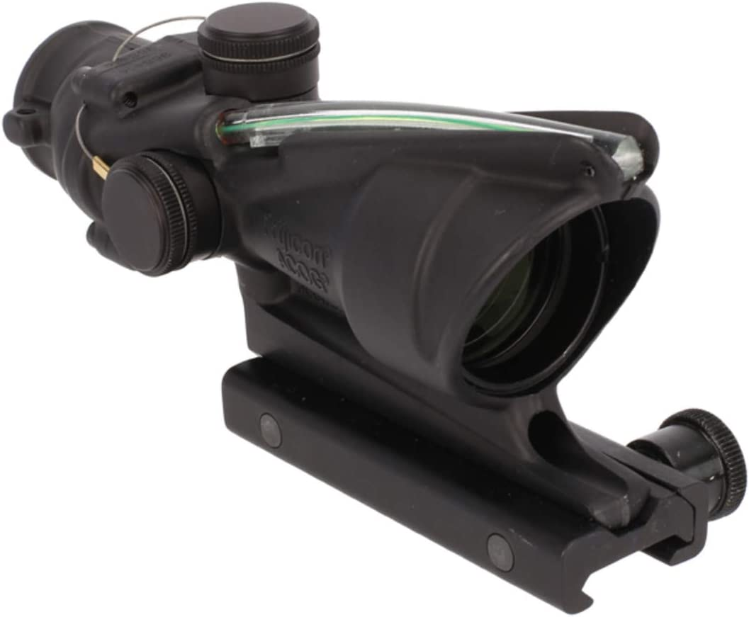 Trijicon ACOG 4×32 Scope w Dual Illumination Green ACSS Reticle TA31-G-ACSS