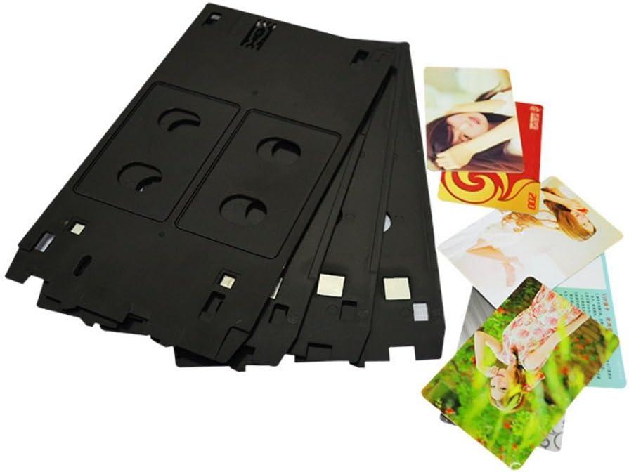 Inkjet PVC ID Card Tray for Canon J Type Pixma MG5420 IP7200 MX923 MX924