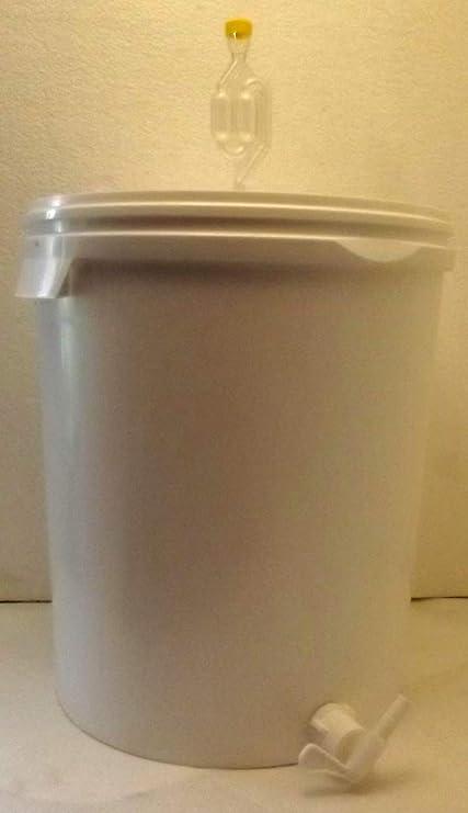 Nahrungsmittel-selbermachen 40201 - Fermentador para Cerveza
