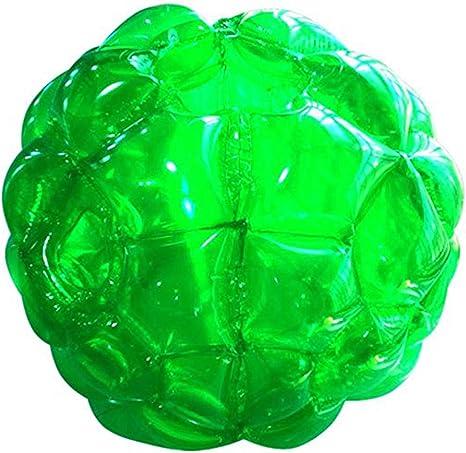Qinsir Burbuja balón de fútbol,Pelota Hinchable de Parachoques ...