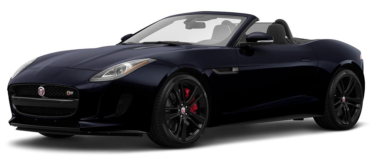 Amazoncom Jaguar FType Reviews Images And Specs Vehicles - 2015 jaguar f type v8 s