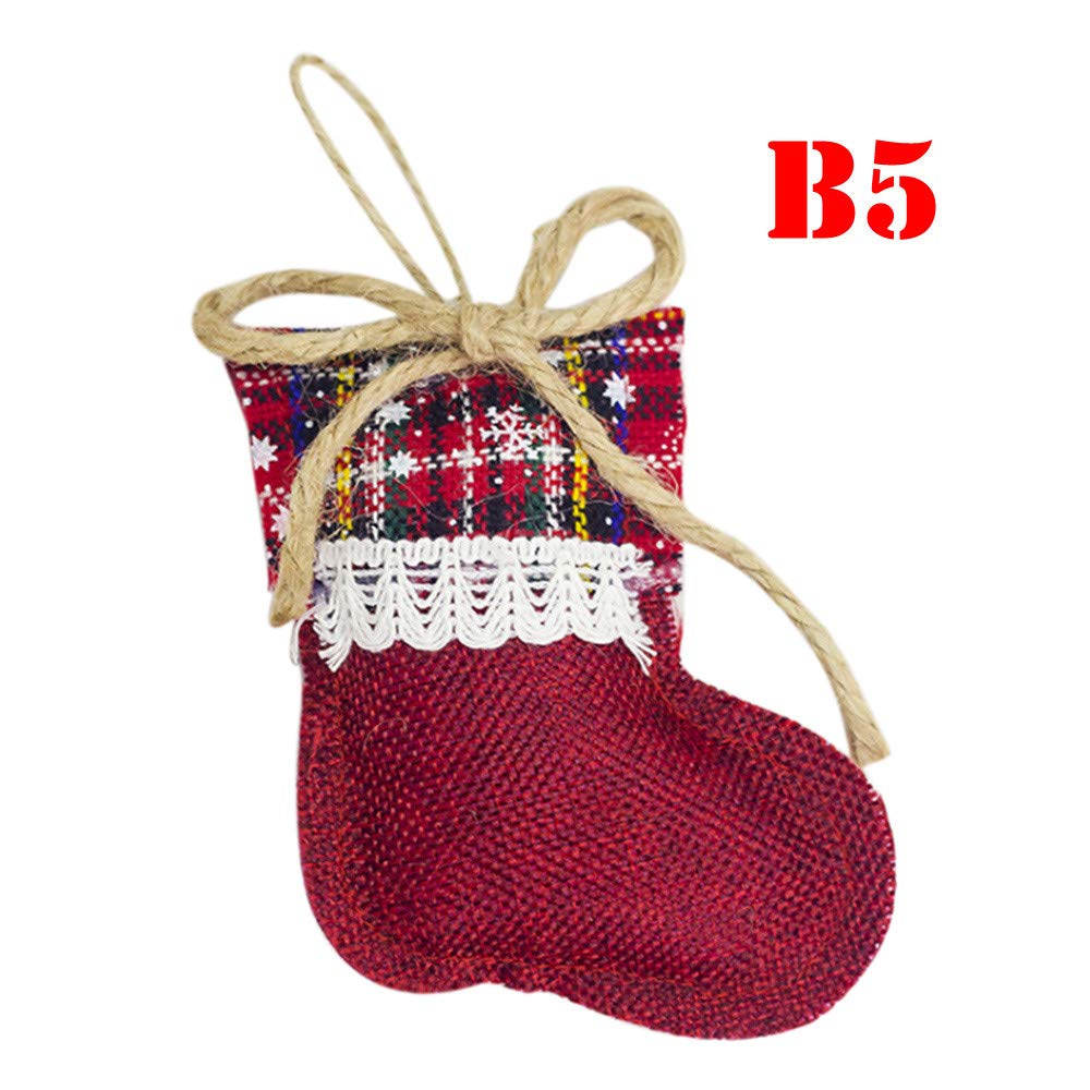 Gloves In A Bottle,Christmas Gloves Winter,Gloves Women Winter,Christmas Gloves,Christmas Socks Cute Festival Party Tree Decoration,I,M