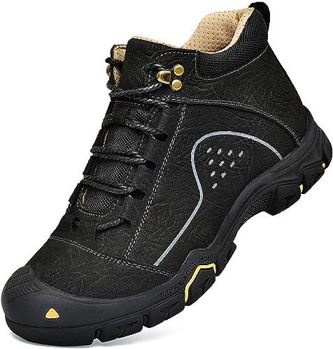 Hombres Senderismo Zapatos Escalada Deportes Al Aire Libre ...