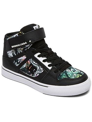 DC Shoes Pure EV - High-Top Shoes - Chaussures Montantes - Garçon WP2mj