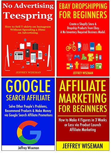 Internet Marketing an Hour a Day (2017): 4 Business Ideas You Can Implement for One Hour a Day. Affiliate Marketing Strategies & Ecommerce Store Methods