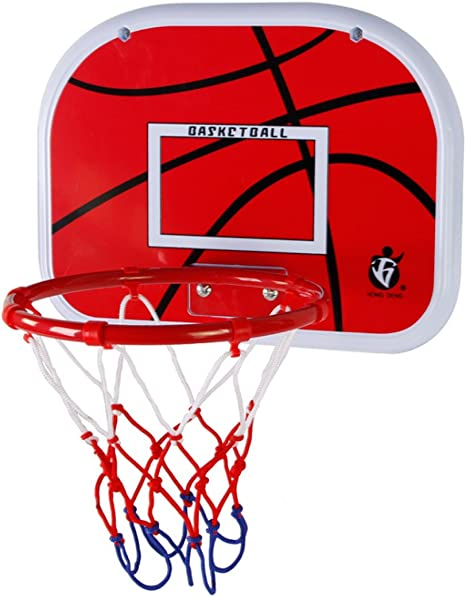 CT-Tribe Cesta de Baloncesto para niños, Mini 38 cm Canasta de ...