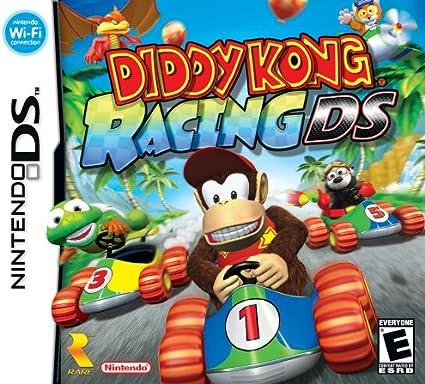 Nintendo Diddy Kong Racing, DS - Juego (DS, Nintendo DS, Racing, E (para todos)): Amazon.es: Videojuegos