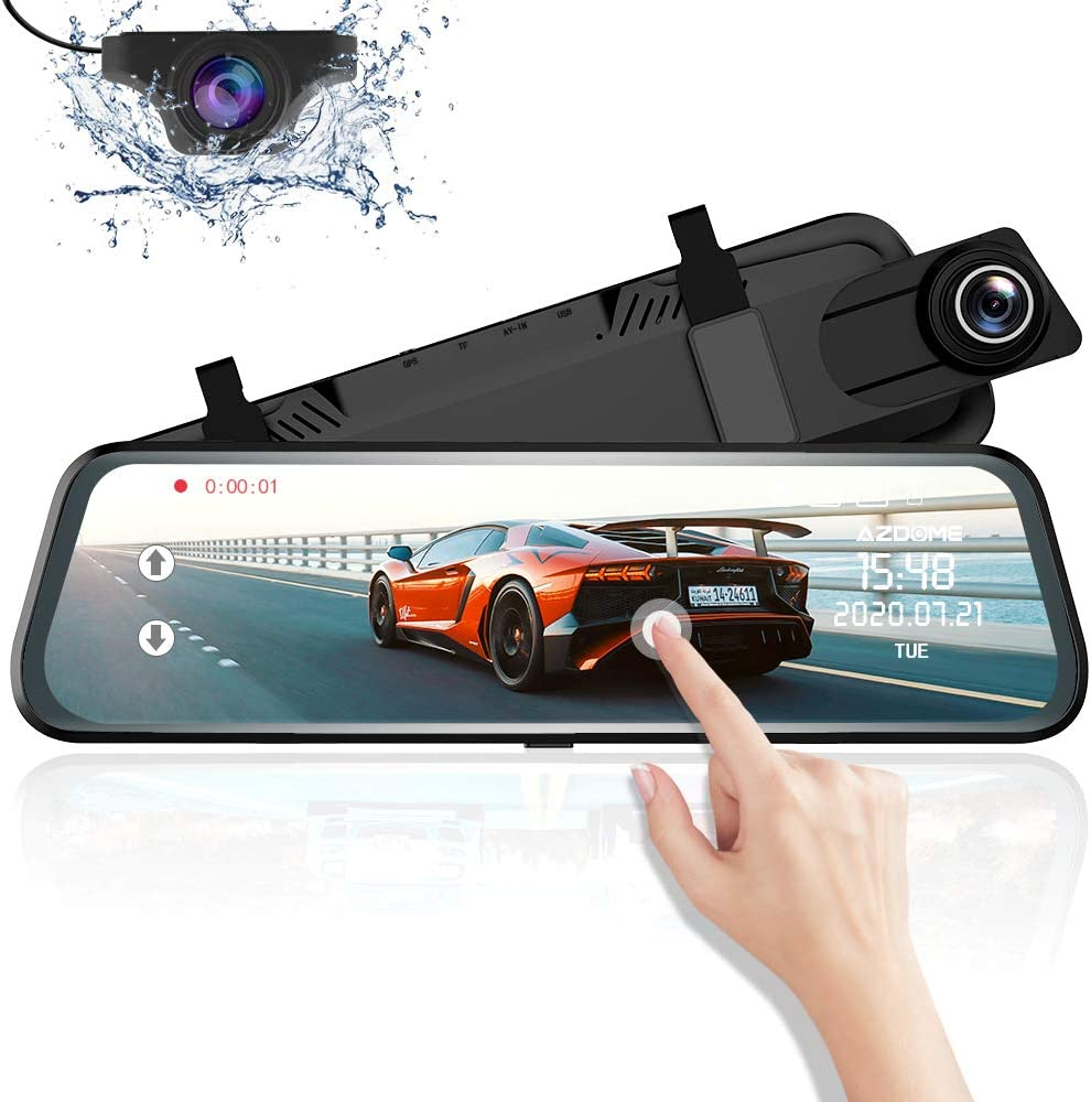 Mirror Dash Cam for Car
