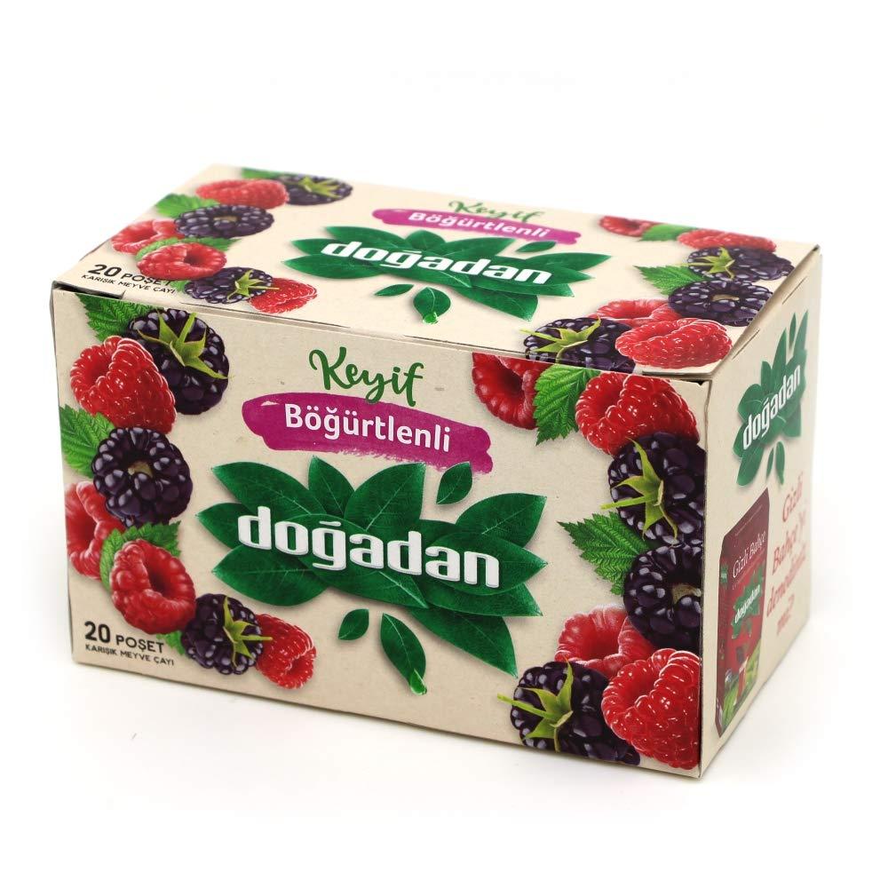 Blackberry Flavored Fruit Tea