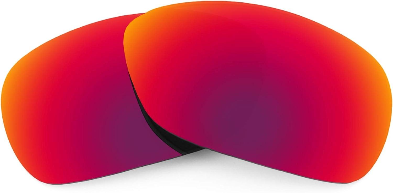 Revant Verres de Rechange pour Oakley C Wire (2011) - Compatibles avec les Lunettes de Soleil Oakley C Wire (2011) Soleil de Minuit Mirrorshield - Polarisés