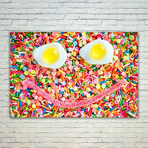 Westlake Art Food Candy - 12x18 Poster Print Wall Art - Mode