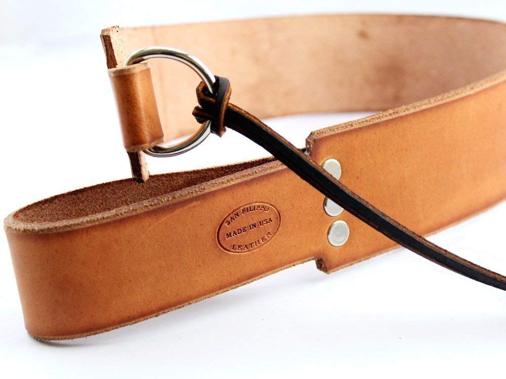 Leather Strop for Sharpening Straight Razors