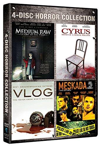 DVD : Horror (Boxed Set, 4 Disc)