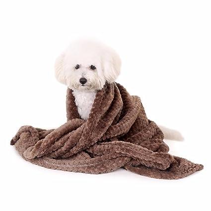 smdoxi mascota perro gato cachorro gatito suave manta cojín de huellas de perro caliente cama Mat