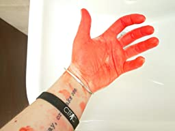 how to make edible non staining fake blood