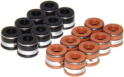 Metal body Viton 3//8 X .530 COMP Cams 515-16 Valve Seal