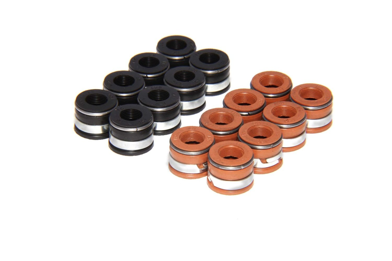 COMP Cams 509-16 Valve Seal Set (5/16'' Viton) by Comp Cams