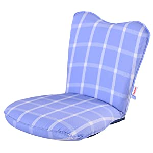 Folding Chair- Lazy Sofa Fabric Single Sofa Creative Folding Window Folding Computer Chair Detachable Bed Chair