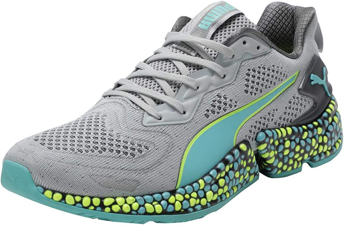 PUMA Speed Orbiter , Zapatillas de Running para Hombre , Gris (High Rise Blue Turquoise)  , 12 EU: Amazon.es: Zapatos y complementos
