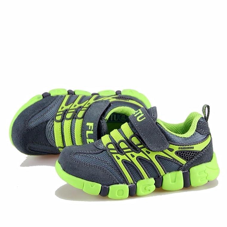 Moonwalker Zapatillas de Deportes Niños Unisex (EUR 35,Gris)