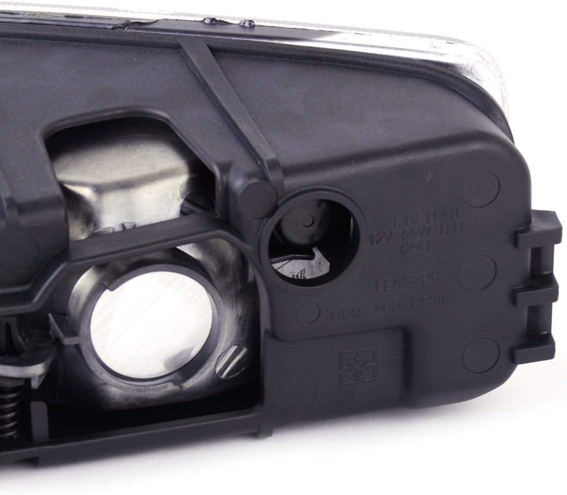 beler 2Stk Vorne Nebelscheinwerfer Nebel Licht Lampe 33951-SDA-H01 33901-SDA-H01