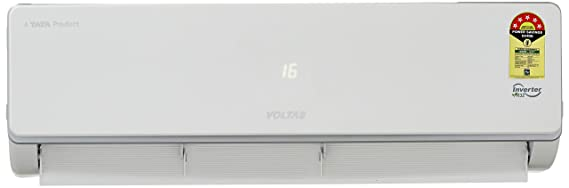 Voltas 1.5 Ton 5 Star Inverter Split AC  Copper, SAC_185V_ADS, White  Air Conditioners