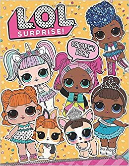 840+ Lol Dolls Coloring Book Pdf Free Images