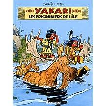 Yakari  9 : Les prisonniers de l'île