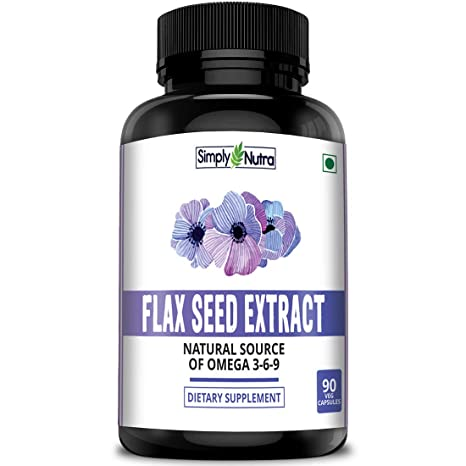 3a15415a583 Buy Simply Nutra Flaxseed Extract