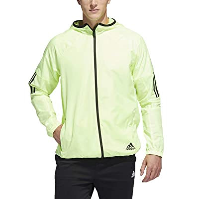 adidas Men's Wind Full-Zip Jacket at Amazon Men's Clothing store