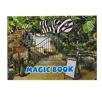 VVXXMO Imágenes mágicas en Movimiento Libros Imágenes de ...