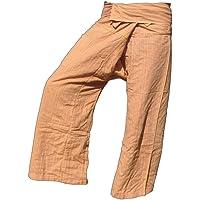 PANASIAM Thai Fisherman-byxor, en riktig klassiker, S-L och XL, med ficka, tillverkad av äkta bomull, från ett litet…