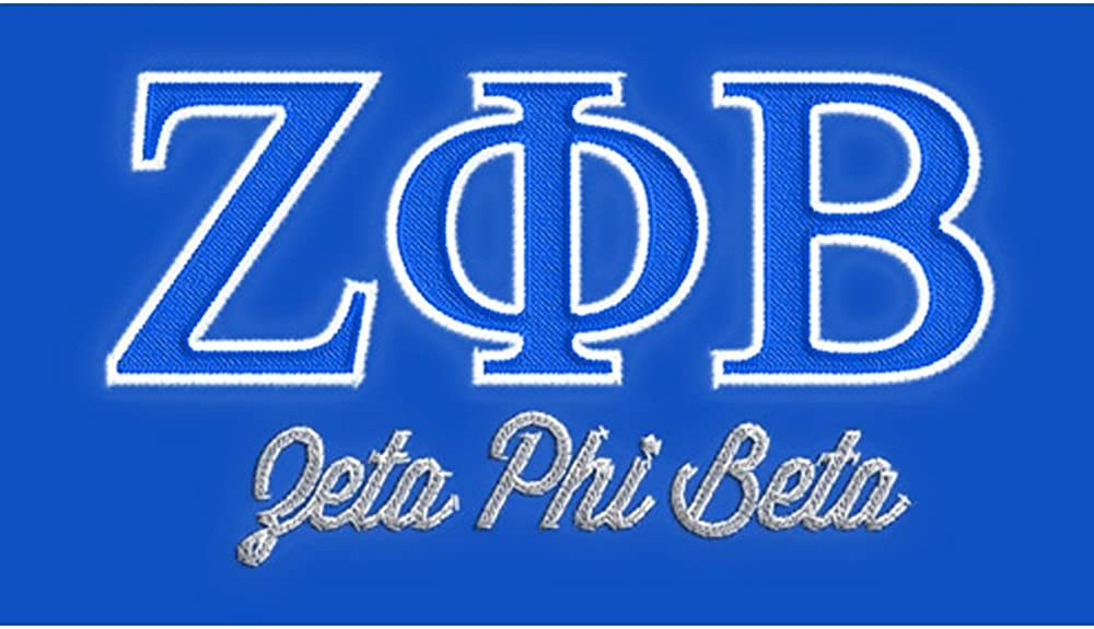 Zeta Phi Beta Zoe Full Zip Hoodie