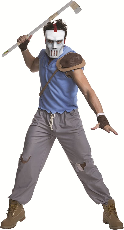 Amazon.com: Disfraz de Casey Jones adulto Teenage Mutant ...