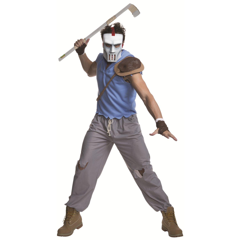 MyPartyShirt Casey Jones Traje Adulto Teenage Mutant Ninja ...