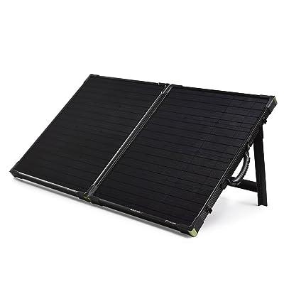 Goal Zero Boulder 100 Briefcase, 100 Watt Monocrystalline Solar Panel : Garden & Outdoor
