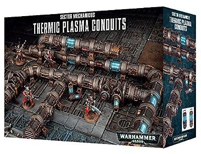Warhammer 40k: Thermic Plasma Conduits from Warhammer