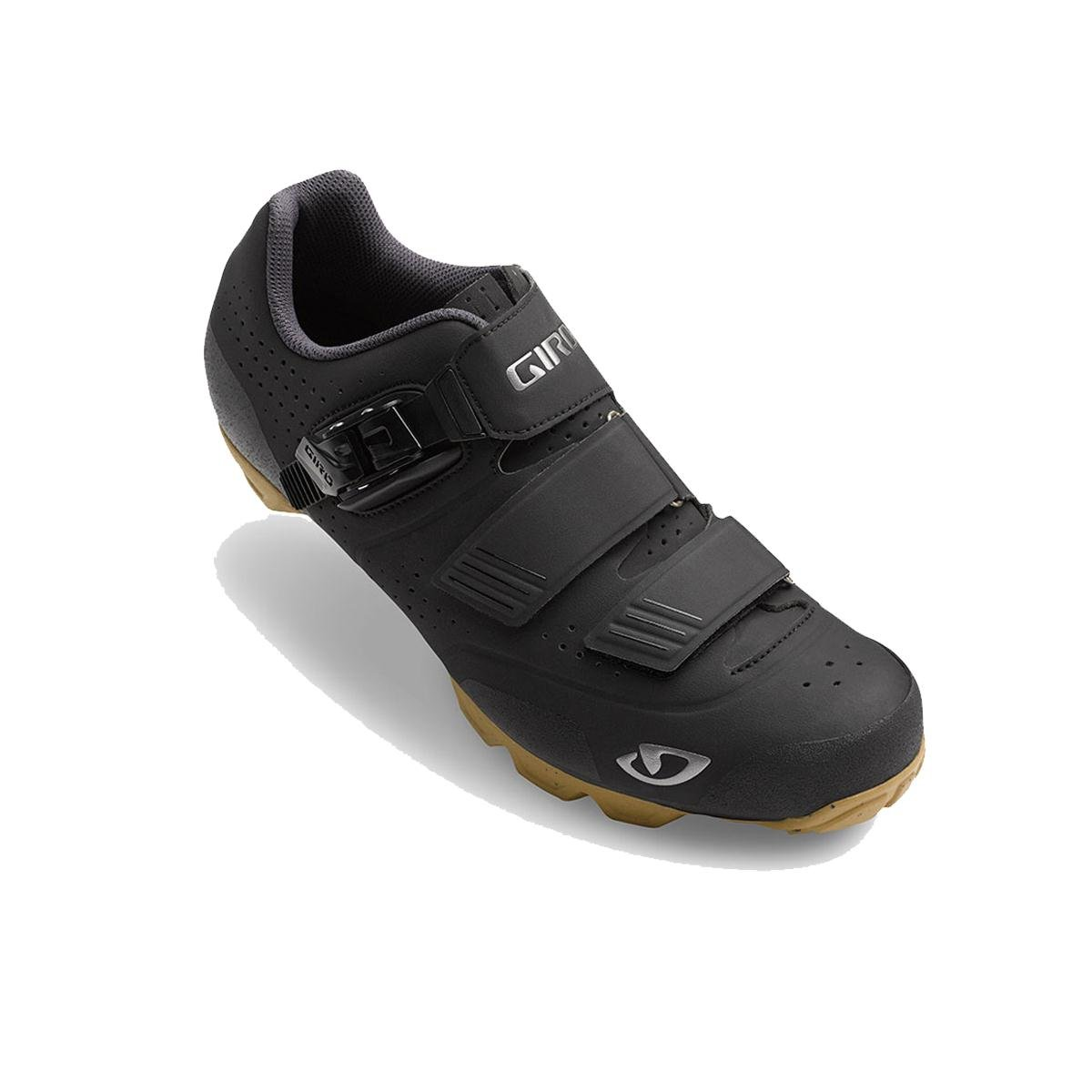 Giro Men's Privateer R B015T7BIEU 39.5 M EU Black/Gum