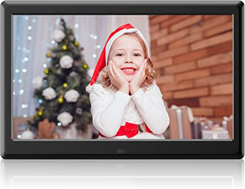 Blazon 100101 3D Digital Picture Frame, 8 Inches Black