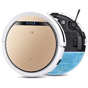 ILIFE V5s Pro Robot Lightweight Vacuum Cleaner For Elderly