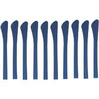 Baoblaze 10pcs Patillas para Gafas Antideslizantes Titular Protectora para Anteojos Ganchos de Oreja